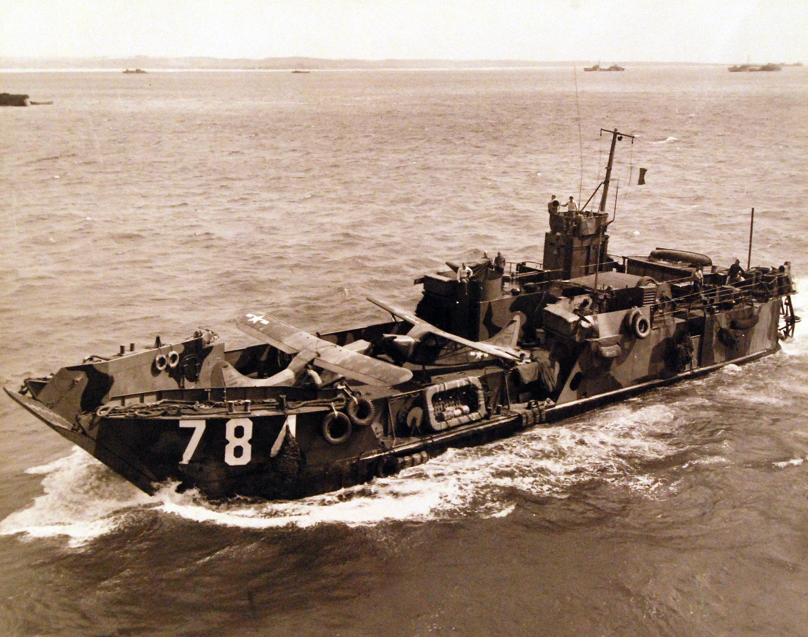 Saipan, Mariana Islands, February 13, 1945.jpg