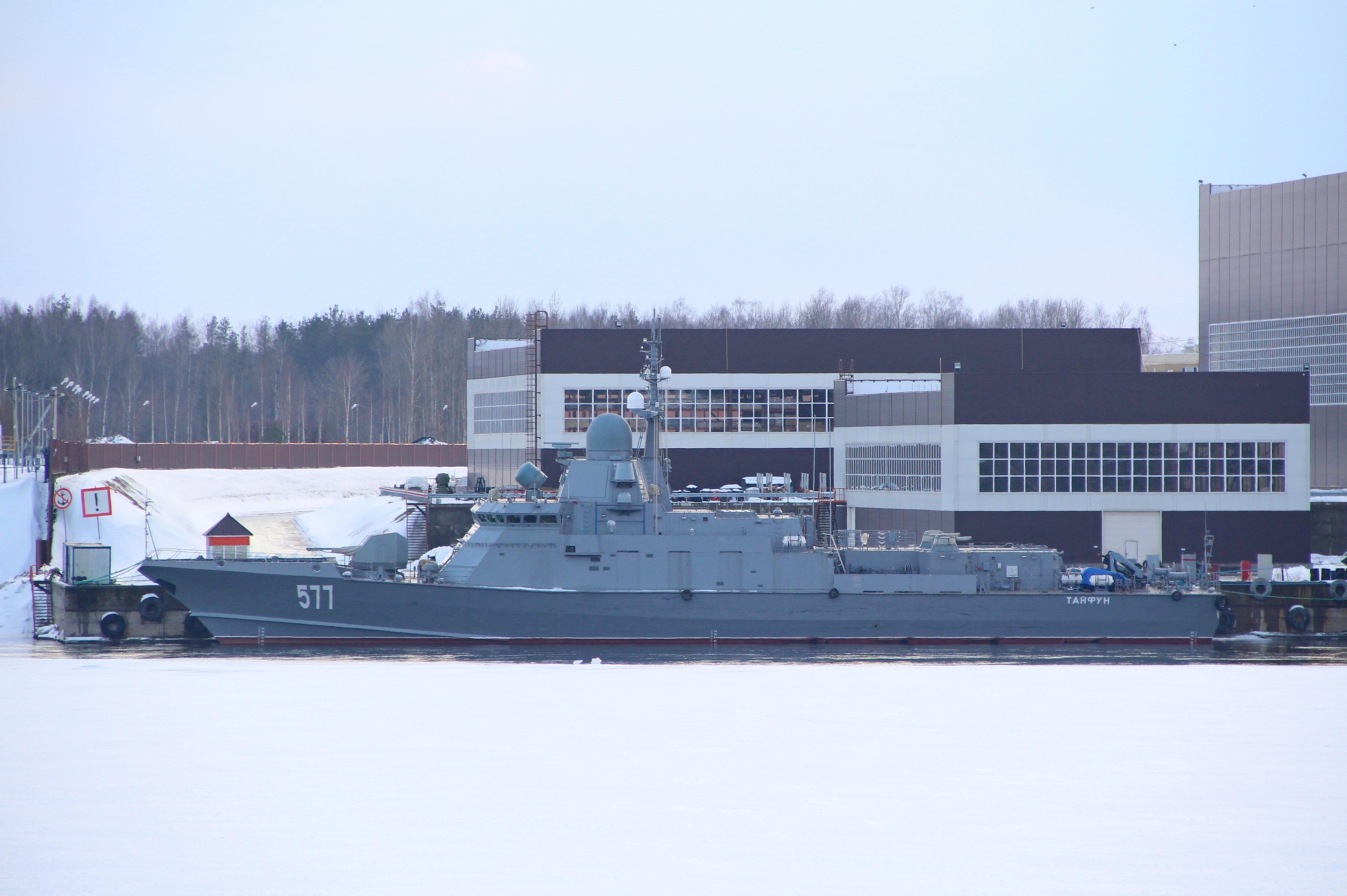 """Project 22800: """"Karakurt"""" class missile ship - Page 27 09-7273349-22800-tajfun-sovetsk-ssz-pella-08.03.2019"""