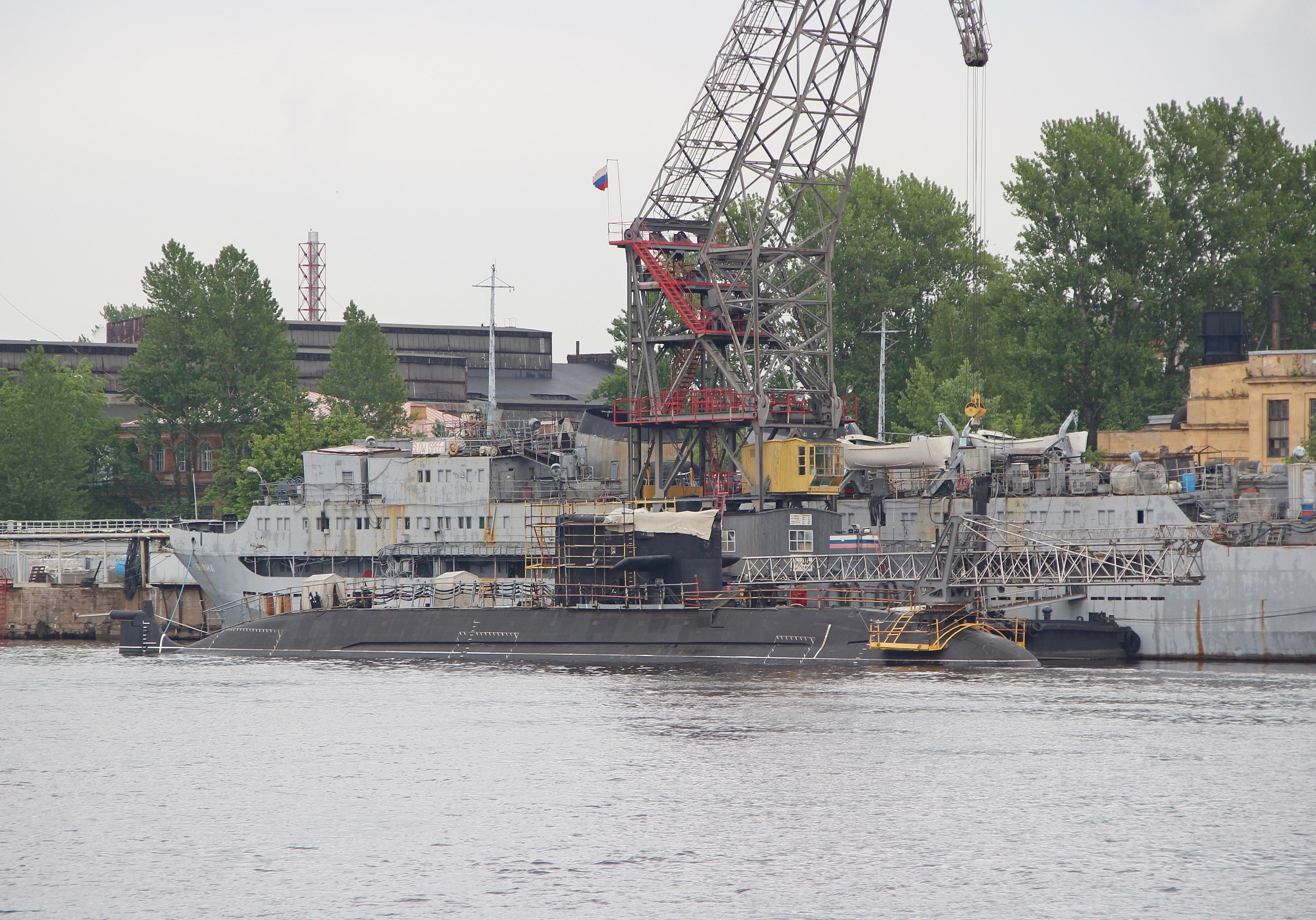 Project 677: Lada/Amur(export) class Submarine - Page 16 25-7533205-677-kronshtadt-admiraltejskie-verfi-25.05.2019