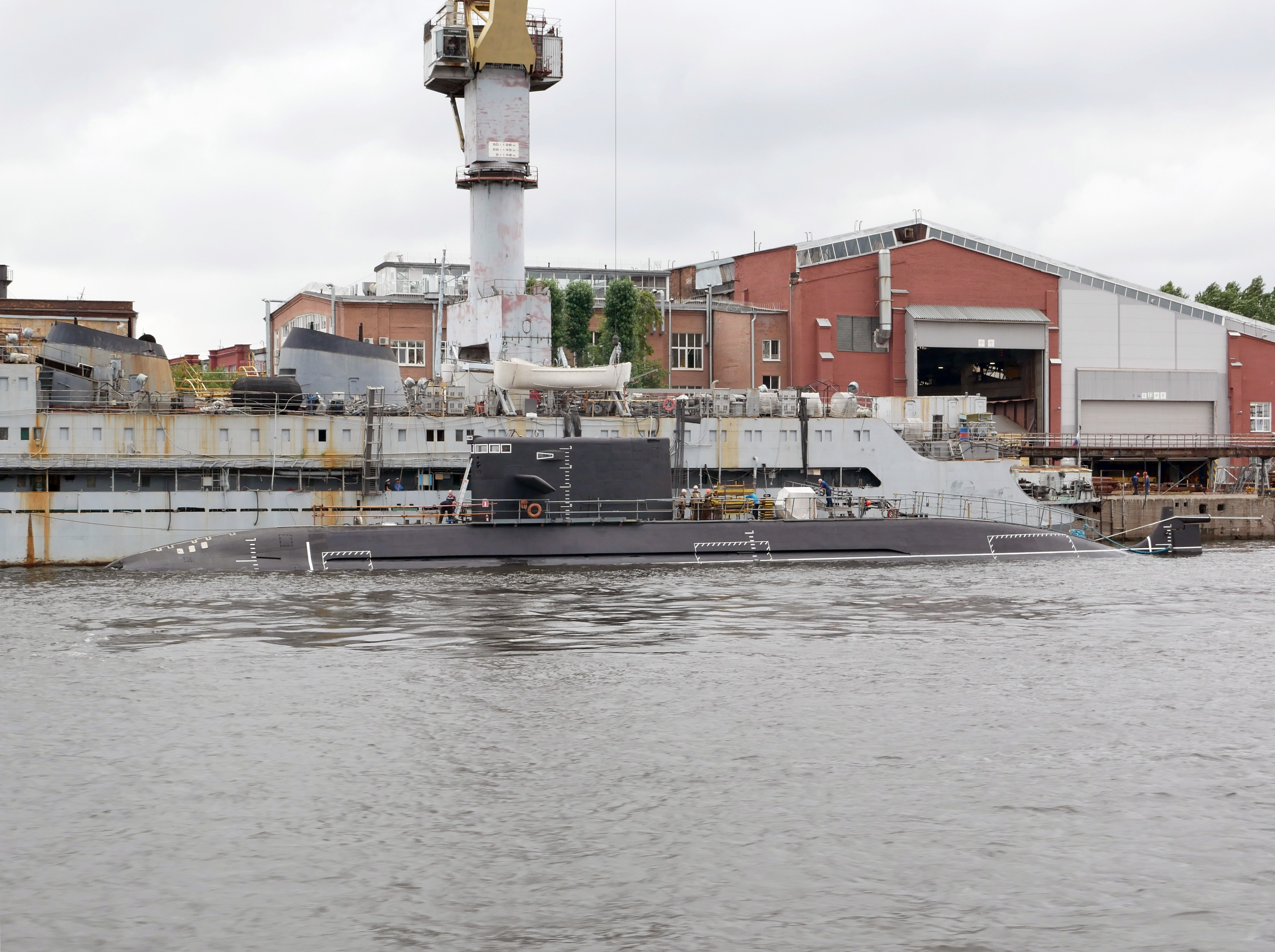 Project 677: Lada/Amur(export) class Submarine - Page 18 18-7700097-2019-07-18-13-02-03-p1870472