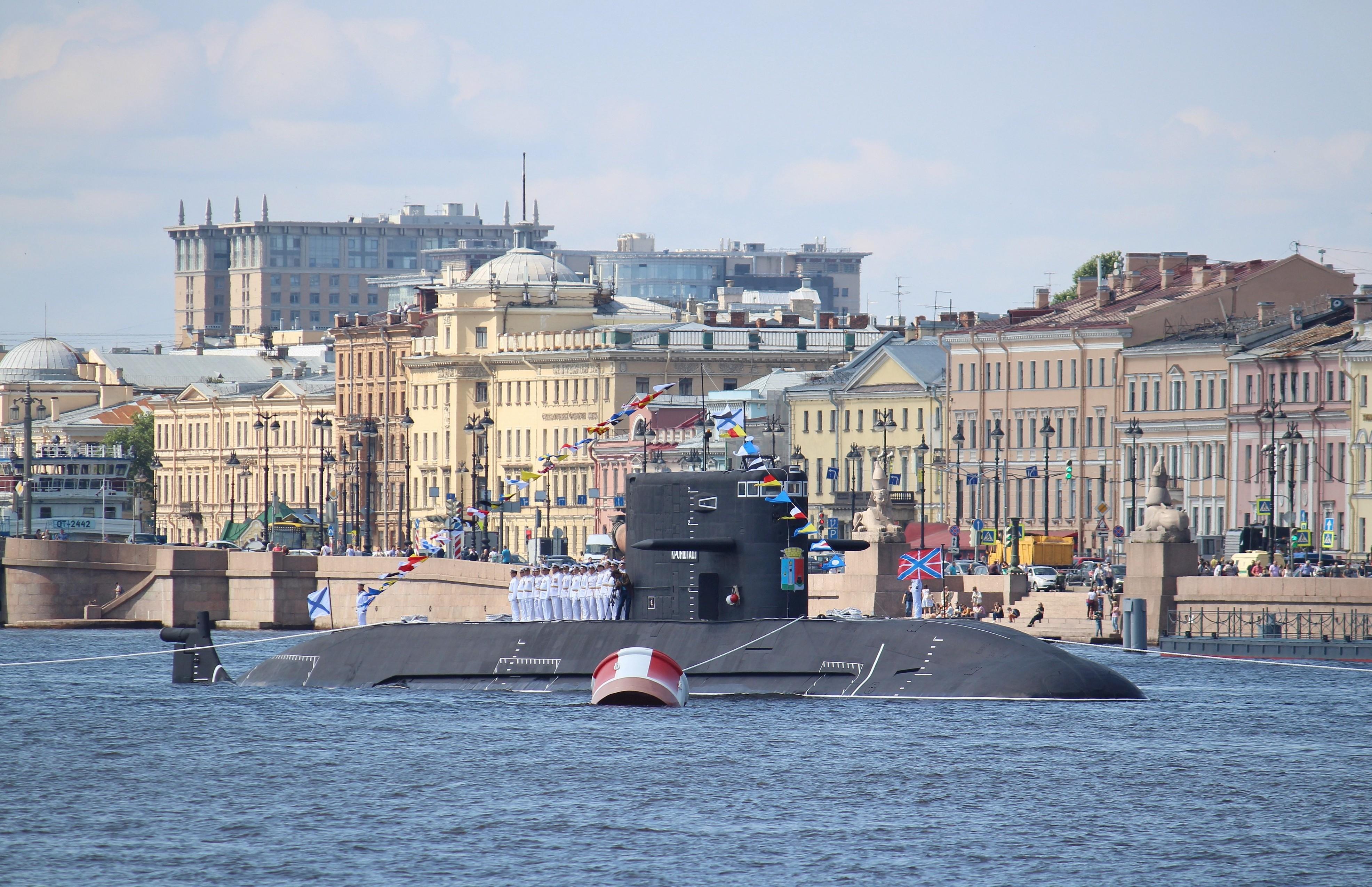 Project 677: Lada/Amur(export) class Submarine - Page 18 25-7723989-677-kronshtadt-neva-25.07.2019