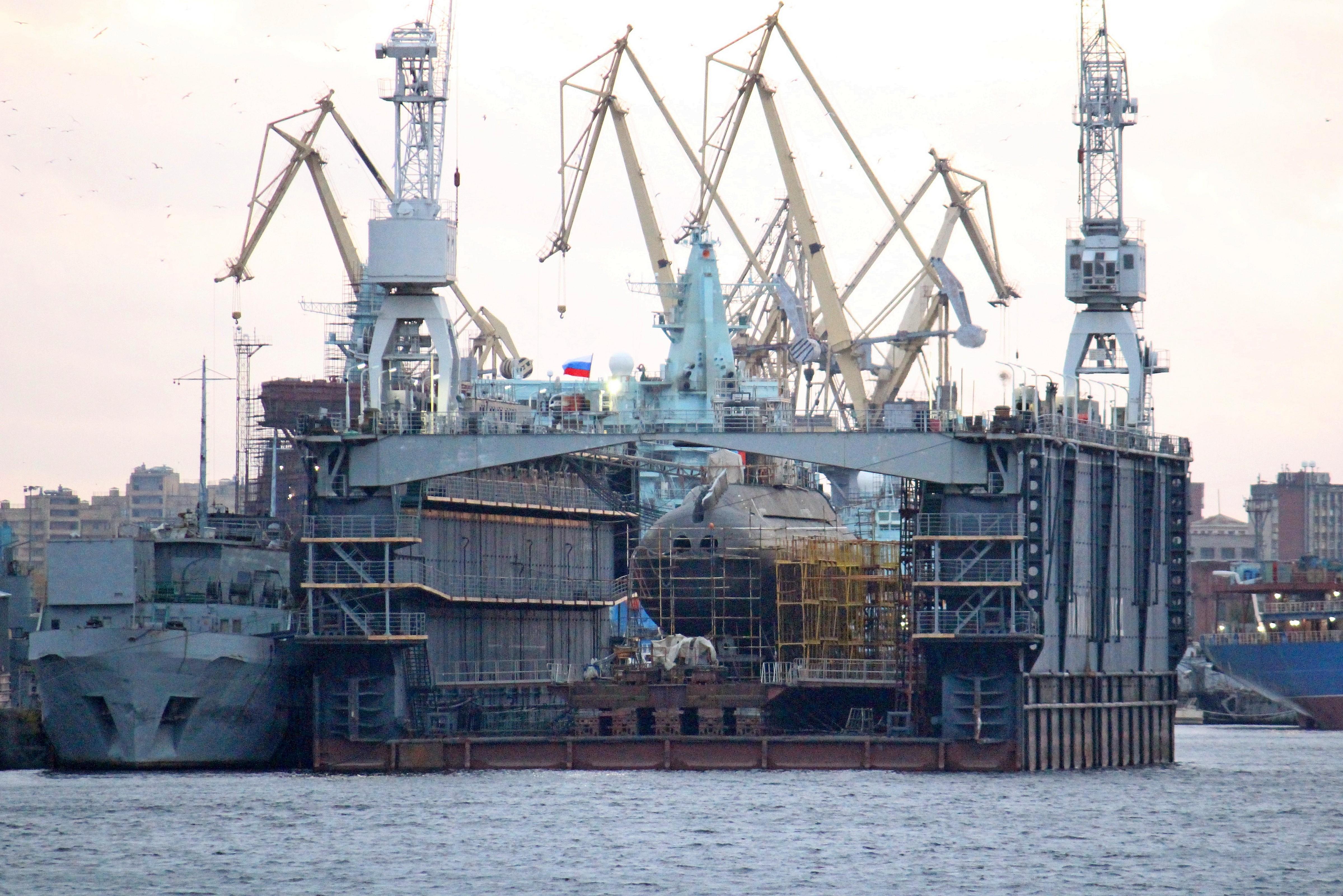 Project 677: Lada/Amur(export) class Submarine - Page 18 23-7981641-677-kronshtadt-av-23.10.2019
